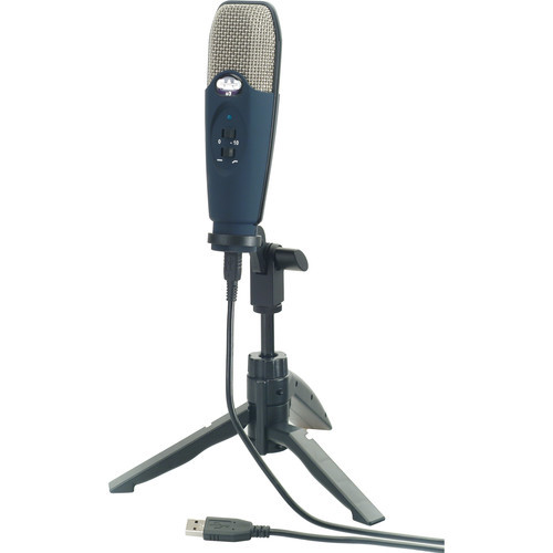 [B&H DealZone] CAD U3 USB Microphone (단품 $39.00 / 키트 $69.99) 사진