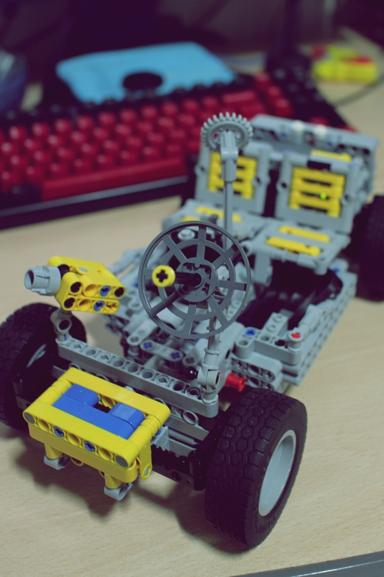 [MOC] Remoted Lunar Roving Vehicle 사진